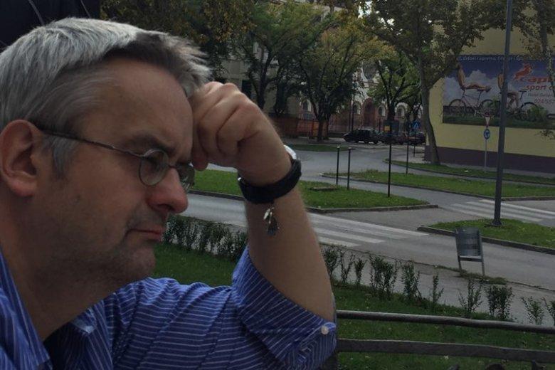 Wojciech Czuchnowski alkoholu nie pije już od ponad 6 lat.