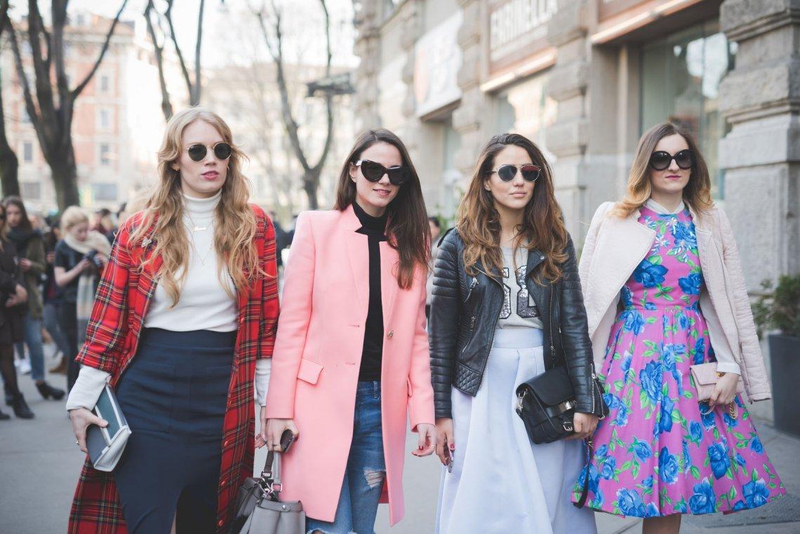 Fashion Week w Mediolanie, 2015