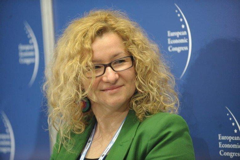 Wypowiedź Jolanty Czernickiej-Siweckiej, prezes Fundacji Iskierka, została skrytykowana przez połowę młodego pokolenia polskich pracowników.
