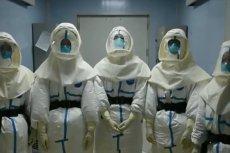 """Jedna z teorii głosi, że niebezpieczny koronawirus """"wydostał się"""" z podziemi National Biosafety Laboratory w Wuhan."""