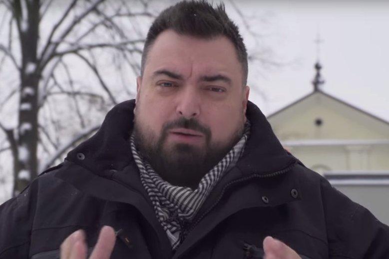 Tomasz Sekielski pieniądze na produkcjęswoich filmów zbiera na Patronite.