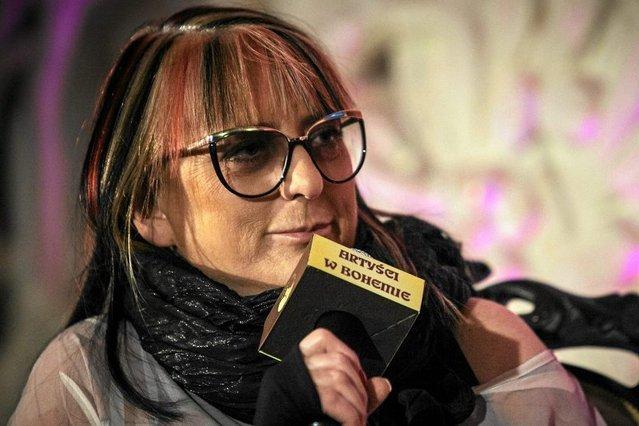 Magda Jethon, szef trójki od 2010 roku.