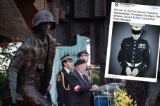 Ambasada Stanów Zjednoczonych w Polsce także uczciła pamięć Powstańców.