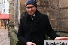 Radosław Gajda potrafi zaciekawić rozmową o architekturze.