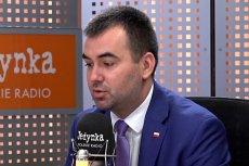 Błażej Spychalski uważa, że to Sejm odpowiada za nominacje do Trybunału Konstytucyjnego a Andrzej Duda je tylko podpisuje.