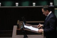 Opozycji nie udało się odwołać Zbigniewa Ziobry. Sejm odrzucił votum nieufności dla ministra.