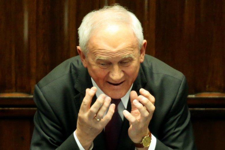 Krzysztof Tchórzewski przekonywał w Sejmie, że Polacy jeszcze podziękują za nowy podatek od paliw.
