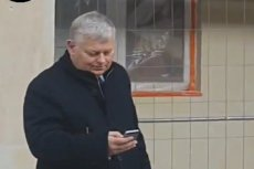 Marek Suski został bohaterem żartu Lotnej Brygady Opozycji.