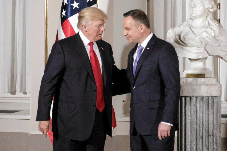 Wydaje się, że wreszcie dojdzie do spotkania Andrzeja Dudy z Donaldem Trumpem w Białym Domu.