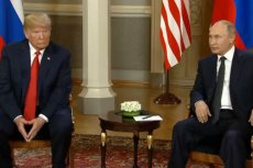 Donald Trump i Władimir Putin rozmawiali o 40 min dłużej niż planowano.