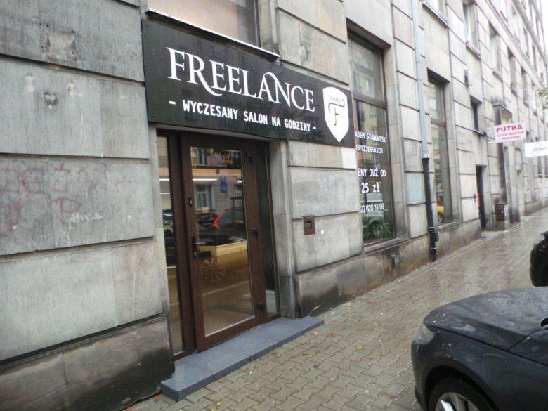 Salon coworkingowy dla fryzjerów - FreelanceStudio.pl