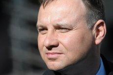 Andrzej Duda zabrał głos ws. Jerzego Zelnika.