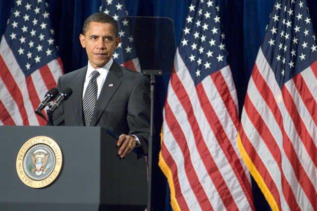 Barack Obama nie chce umierać za konflikt w Syrii