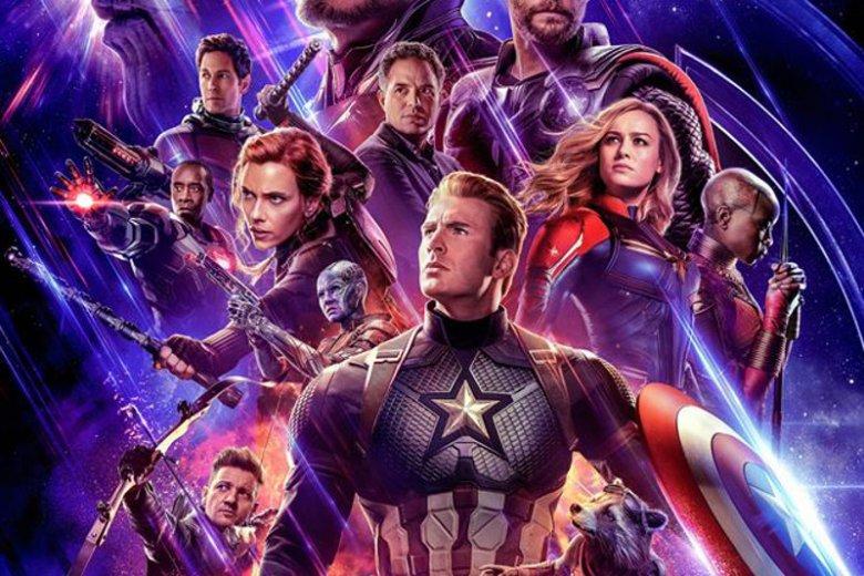 """""""Avengers: Endgame"""" z rekordowym otwarciem w Polsce."""