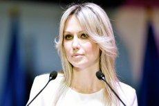Magdalena Ogórek, była kandydatka SLD na prezydenta, a obecnie pracownica TVP przejętej przez PiS, skarży się na traktowanie w warszawskich sklepach.