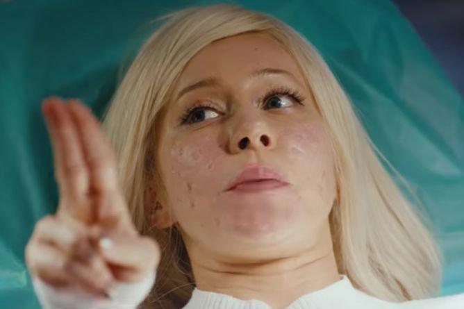 """Katarzyna Warnke gra jedną z głównych ról w filmie """"Kobiety Mafii 2"""" Patryka Vegi"""