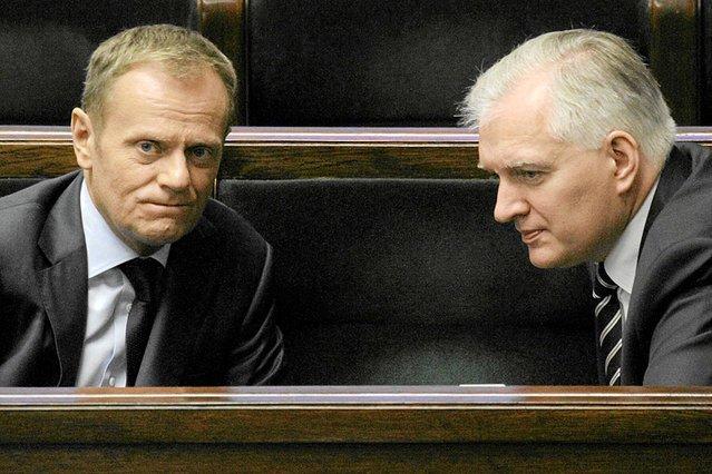 """Gdyby """"stołki"""" były dla Jarosława Gowina najważniejsze, nie odchodziły z Platformy, gdy ta była na szczycie."""