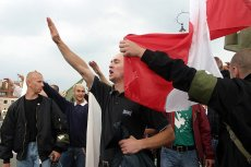 """Sobotni materiał """"Superwizjera"""" TVN24 ujawnił całą prawdę o polskiej skrajnej prawicy i jej neofaszystowskich sympatiach. Zdjęcie ilustracyjne."""