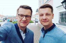 """Bracia Mroczkowie zagrają w nowym filmie """"Raz. Jeszcze raz"""". Pokazali zdjęcia z planu na Instagramie."""