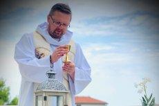 Polski zakonnik skrytykował osoby krytykujące Joannę Lichocką