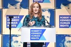 J.K. Rowling dotąd była znana z obrony pław człowieka. Wystarczył jeden tweet i fani jej nie rozpoznają