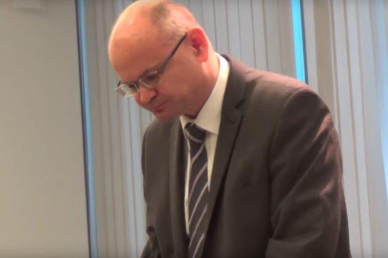 Kim jest sędzia, ppłk Mariusz Lewiński – kandydat do KRS z dyscyplinarką.