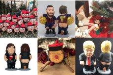 Caga Tió oraz Caganer, czyli bożonarodzeniowe zwyczaje w Katalonii.