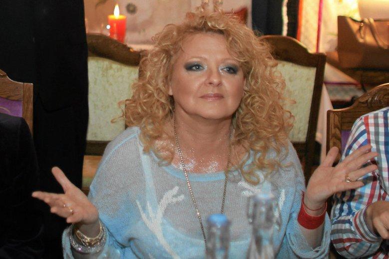 """Magda Gessler zawitała z """"Kuchennymi rewolucjami"""" w Sieradzu i wdała się w spór o ziemniaki."""