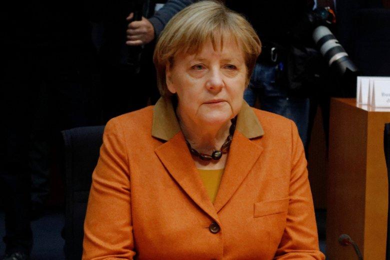Słowa Angeli Merkel o przyjmowaniu migrantów wywołały burzę.