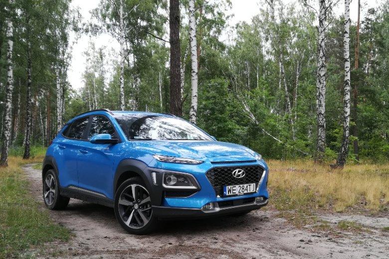 Hyundai Kona - kolejny croosover na rynku. Dla kogo jest ten koreański samochód?