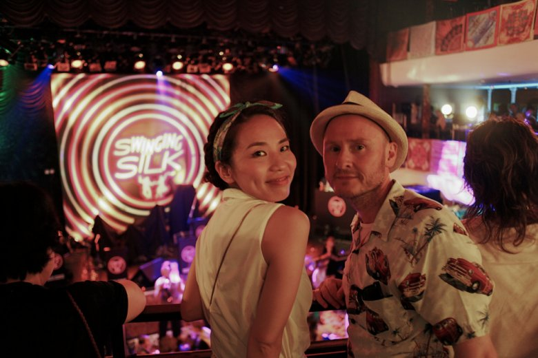 Shiho [Barneys NY] and Peter