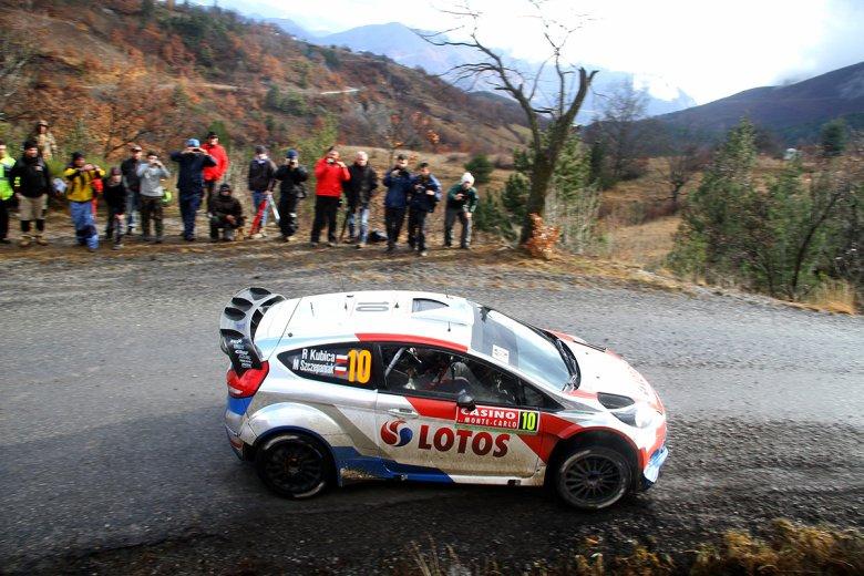 Robert Kubica (Ford Fiesta WRC)