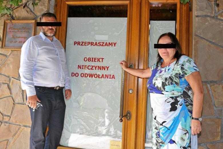 Małgorzata Ch. może stracić swój hotel, jeżeli nie spłaci swojego zadłużenia.