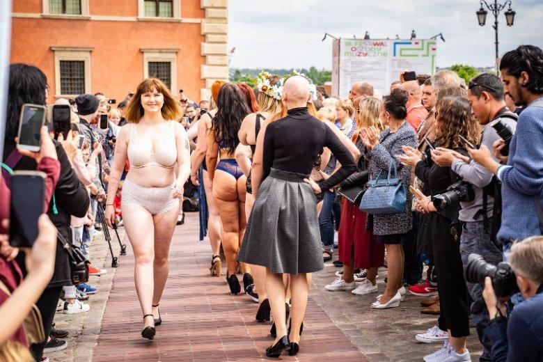 W pokazie The Real Catwalk Polska mógł wziąć udział każdy.