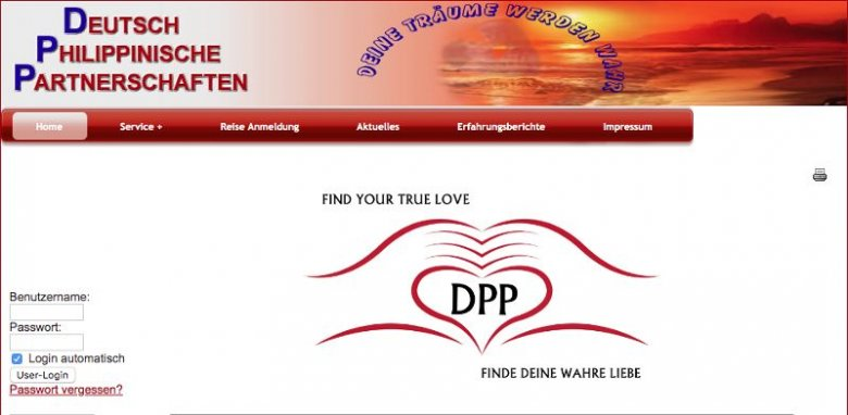 W Niemczech nadal istnieje wiele biur matrymonialnych, które kojarzą niemiecko-filipińskie pary.