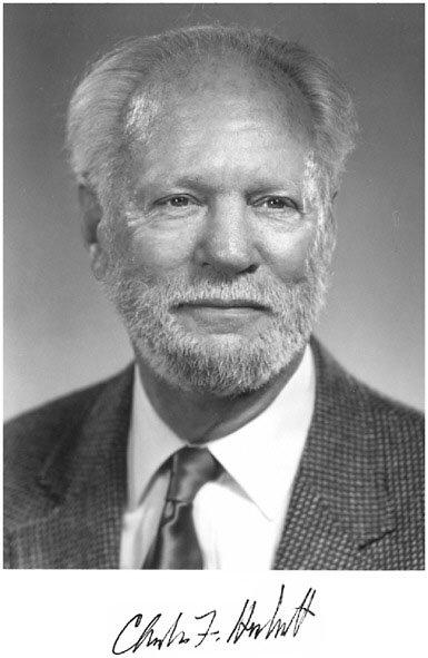 Charles Francis Hockett (1916-2000)
