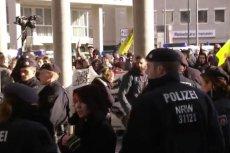 1700 policjantów pilnowało porządku w Kolonii, gdzie ruch Pegida zorganizował demonstracje przeciwko napaściom seksualnym i przestępstwom rabunkowym jakie miały miejsca w noc sylwestrowa.