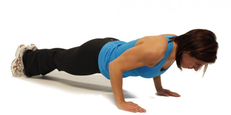 Ćwiczenia mogą a nawet powinny ulegać zmianie wraz z kolejnymi treningami