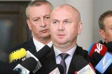 Paweł Wojtunik, szef CBA.