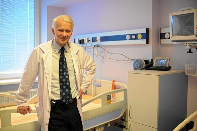 Prof. Wiesław Jędrzejczak zaznacza, że chodzi o leczenie dla bardzo wyselekcjonowanej grupy pacjentów.