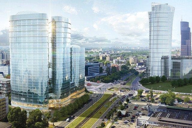 Z takich biurowców, a także galerii handlowych MF chce zebrać 27 miliardów złotych.