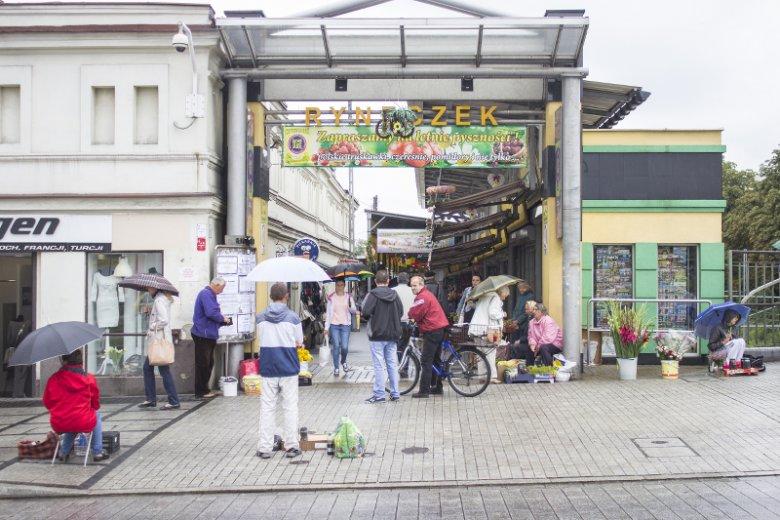 """""""Ryneczek"""" w Częstochowie"""