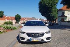 Opel Insignia to wygodne rodzinne kombi.