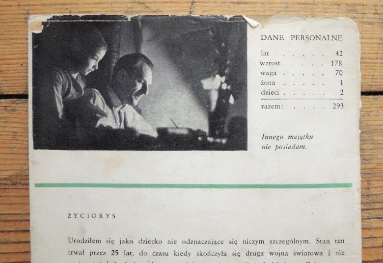 Zbigniew Lengren – Dwa Pokolenia [Iskry, Warszawa 1964]