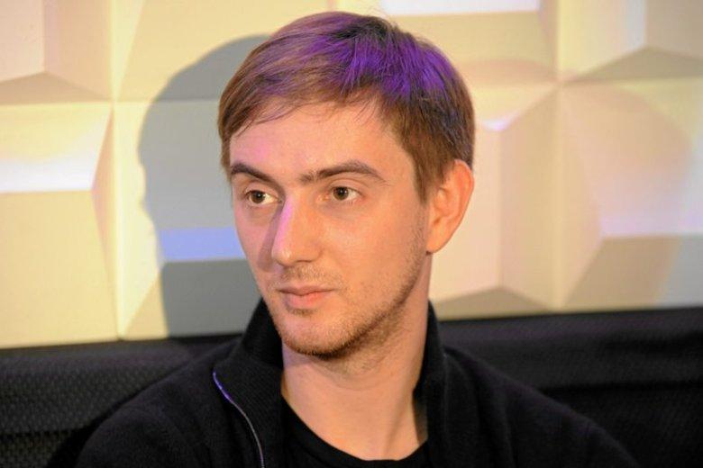 Twórca Kwejk.pl, Dymitr Głuszczenko. 26-latek stworzyłjeden z najpopularniejszych serwisów w polskim internecie.