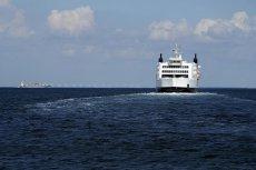 Pasażer promu wypadł za burtę na Bałtyku.