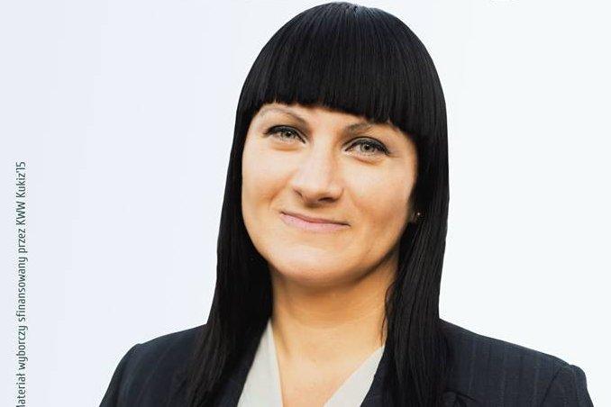 Justyna Socha bezskutecznie próbowała dostać się do Sejmu z list Kukiz'15.