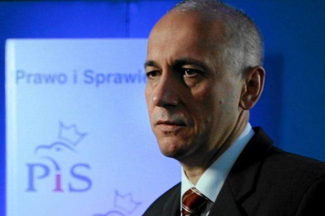 Joachim Brudziński, poseł PiS