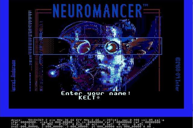 """""""Neuromancer"""" Williama Gibsona to kultowa powieść, która stworzyła podwaliny całego nowego podgatunku."""