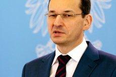 Mateusz Morawiecki odwołał 17 wiceministrów.